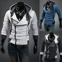 New Assassin's Creed Cosplay Coat Jacket In Size M & L & XL & XXL