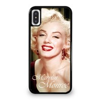 MARILYN MONROE iPhone 5/5S/SE 5C 6/6S 7 8 Plus X/XS Max XR Case Cover