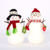 Special Snow Man Doll Christmas Decoration Christmas Tree Hanging Ornaments Pendant Christmas Gift [9601215439]