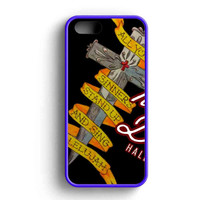 Panic At The Disco Hallelujah All You Sinners Stand Up iPhone 5 Case iPhone 5s Case iPhone 5c Case