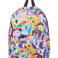 My Little Pony Mane Six Backpack