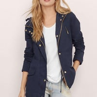 Layer It Up Parka Jacket $48