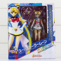 Sailor Moon Sailor Tamashi Nations Action Figure With Box 15cm