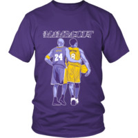 "Kobe Bryant ""Mamba Out"" Shirt"