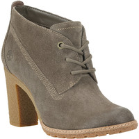 Timberland Earthkeepers Glancy Chukka Shoe - Women's Warm Grey Suede,
