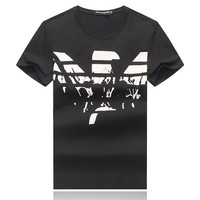 Boys & Men Armani T-Shirt Top Tee