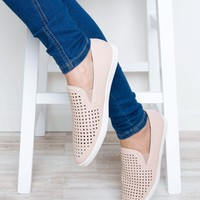 Wander Off Loafers - Nude