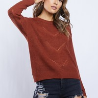 Hold Me Tight Knit Sweater