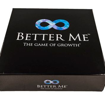 Better Me - the Game of Growth, Friendship & Relationships