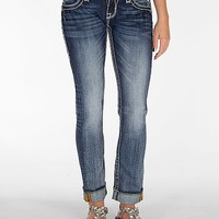 Rock Revival Esther Straight Stretch Jean