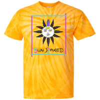 Customized 100% Cotton Tie Dye T-Shirt