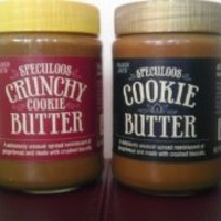 Variety Pack - Trader Joe's Speculoos Cookie Butter (1 Smooth and 1 Crunchy) - Total of 2 Jars