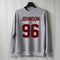 Johnson 96 Jack Johnson Sweatshirt Sweater Shirt – Size XS S M L XL
