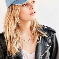 The Style Club Babe Denim Baseball Hat