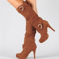 Hot style sells sexy and versatile boots for women
