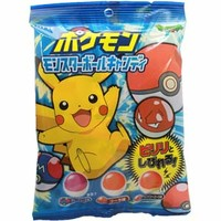 Lotte Pokemon Pokeball Candy