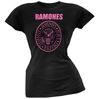 Ramones - Tommy Seal Juniors T-Shirt