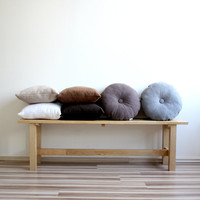 "Pure ""Cashmere day"" Pillows made from recycled sweaters 100% cashmere"