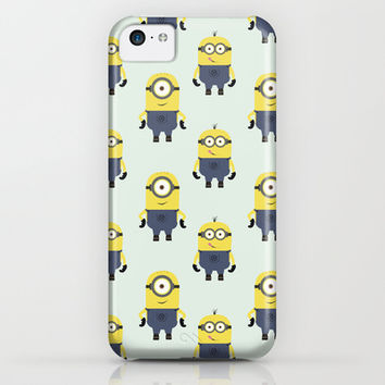 PP - Minions iPhone & iPod Case by Lalaine Lim