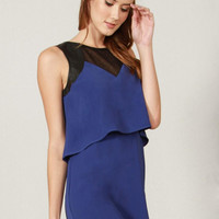 Electric Layers Dress Size: S