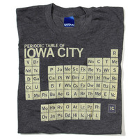 Periodic Iowa City T-Shirt