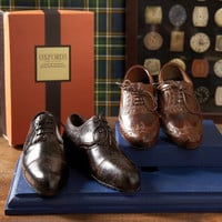 Oxford Wingtip Shoes Paperweight