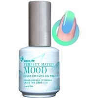 LeChat Perfect Match Mood Gel - Skies The Limit 0.5 oz - #MPMG10
