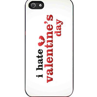I Hate Valentine s Day iPhone 5s For iPhone 5/5S Case