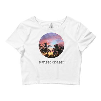 Sunset Chaser Crop Top