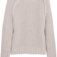 Cédric Charlier - Chunky-knit alpaca-blend sweater