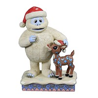 Jim Shore Bumble With Rudolph Christmas - 6006791