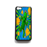 Running Cactus For iPhone 5C Case