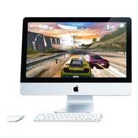 "Apple - Refurbished - 21.5"" iMac All-in-One Computer - 4 GB Memory - 500 GB Hard Drive - Gray"