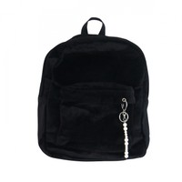 『202FACTORY』 PEARL CHARM BACKPACK