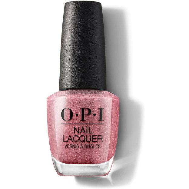 Image of OPI Nail Lacquer - Chicago Champagne Toast 0.5 oz - #NLS63