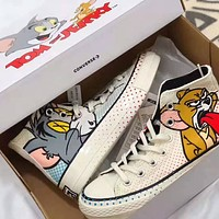 Converse Tom and Jerry Chuck 70 high-top sneakers shoes