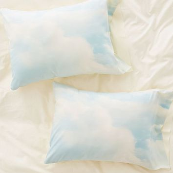 Chelsea Victoria For Deny Delicate Pillowcase Set   Urban Outfitters