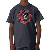 Daffy Duck - You're Despicable T-shirt from Zazzle.com