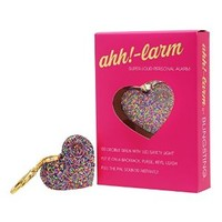 Bling Sting Ahh!-Larm Personal Clip-On Keychain Alarm (Confetti)