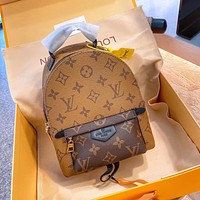 Louis Vuitton LV Presbyopia Pepper Backpack Leisure Trend Backpack bag