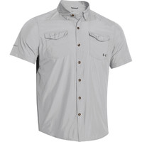 Under Armour Iso-Chill Flats Guide Shirt - Short-Sleeve - Men's