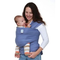 Moby® Wrap Organics Baby Carrier in Lagoon