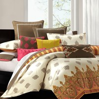 CLOSEOUT! Echo Bedding, Raja Comforter Sets - Bedding Collections - Bed & Bath - Macy's