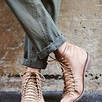 Womens Truxton Lace Up Boot