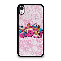 TOKIDOKI DONUTELLA UNICORNO CIAO iPhone XR Case