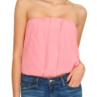 New Issue Tube Top - Pink