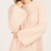 Sophia Sweater with Bell Sleeve