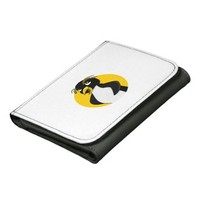 Rockhopper penguin cartoon wallets