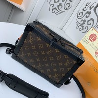 Kuyou Gb22991 Louis Vuitton Lv M44478 Monogram Other Show Ss19 All Collections Soft Trunk 25x18x10cm