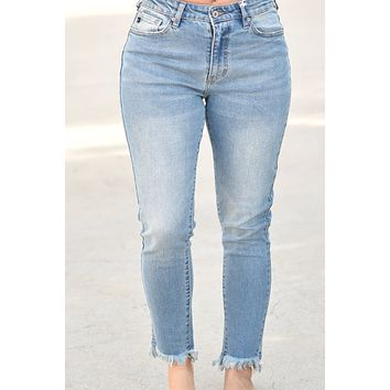 Kan Can - Carly Relaxed Fit Skinny